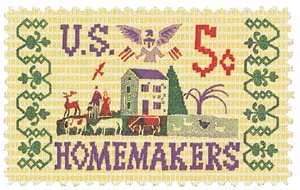 1964 5c Homemakers