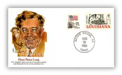 1982 PRA Huey Pierce Long