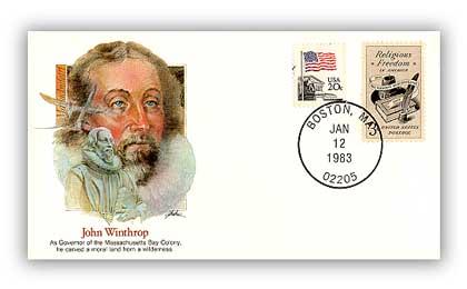1982 PRA John Winthrop