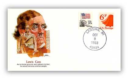 1982 PRA Lewis Cass