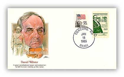 1982 PRA Daniel Webster
