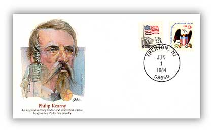 1982 PRA Gen Philip Kearny