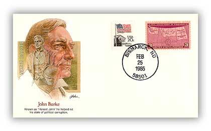 1982 PRA John Burke