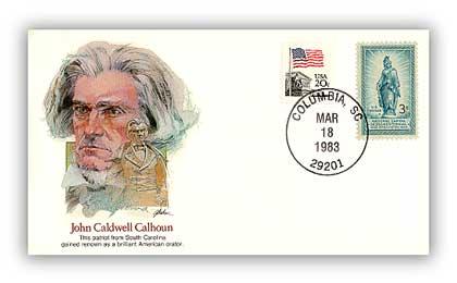 1982 PRA John C Calhoun