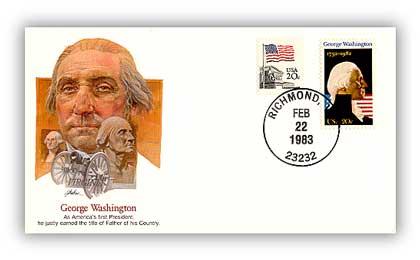 1982 PRA George Washington