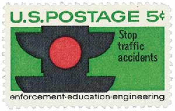 1965 5c Traffic Safety