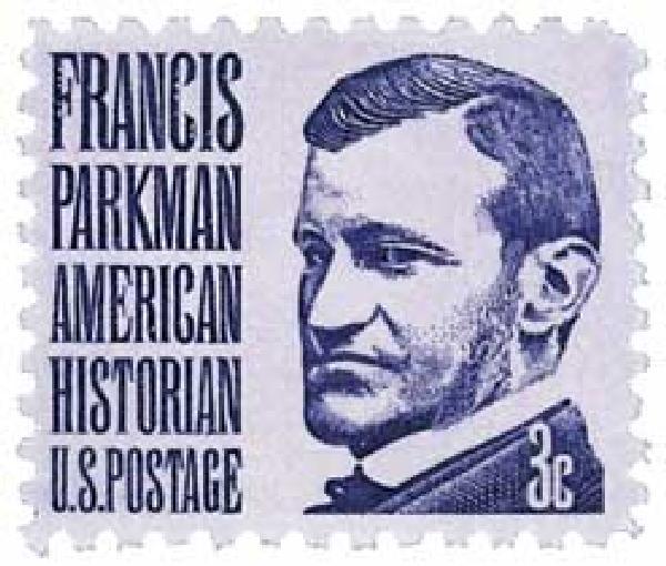 1967 3c Prominent Americans: Francis Parkman