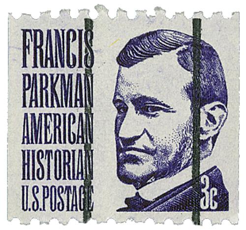 1966-81 3c Francis Parkman, precancel