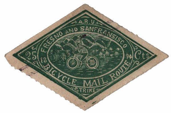 1894 25c green