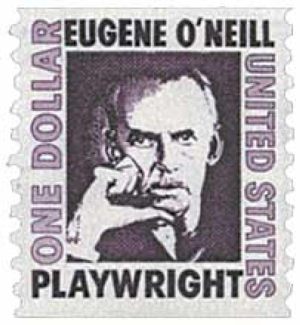 1973 $1 Eugene ONeill