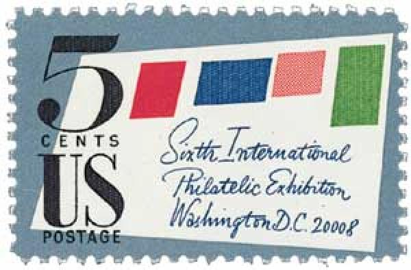 1966 5c SIPEX stamp