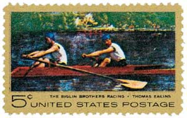 1967 5c Thomas Eakins