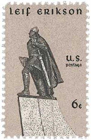 1968 6c Leif Erikson