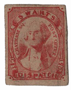 1849-53 (1c) red