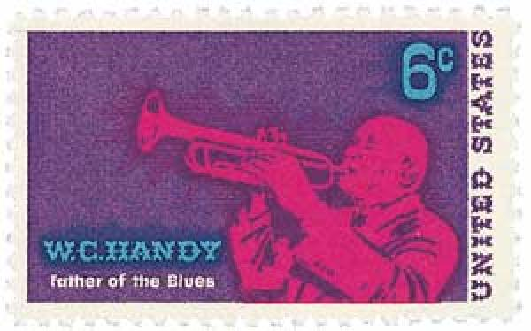1969 6c W. C. Handy