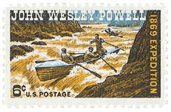 1969 6c John Wesley Powell