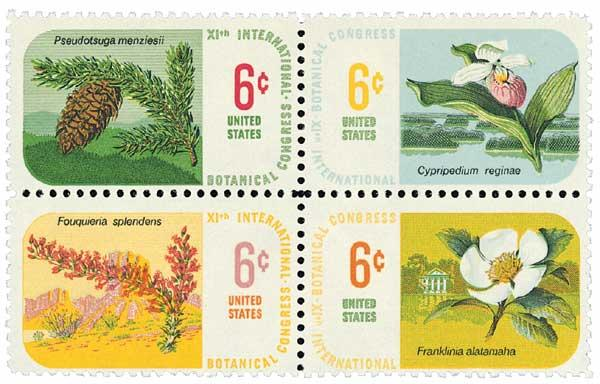 1969 6c Botanical Congress