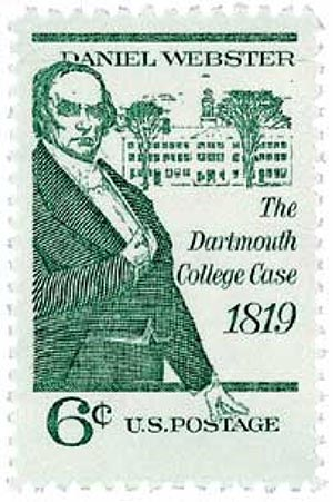 1969 6c The Dartmouth College Case