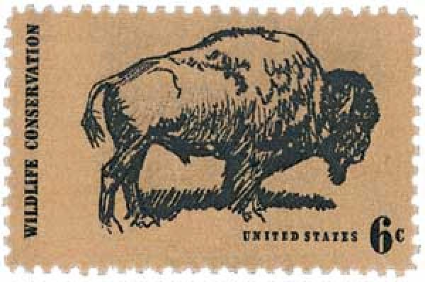 1970 6c Wildlife Conservation