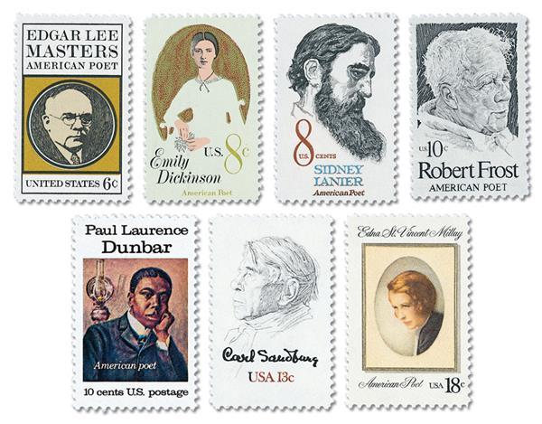 Complete Set, 1970-81 American Poets