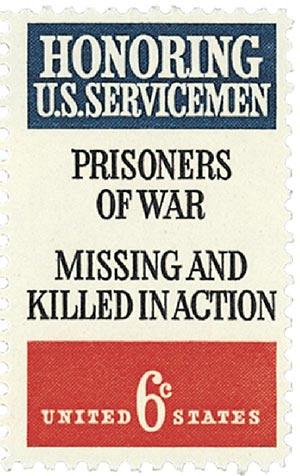 1970 6c D.A.V. and Servicemen