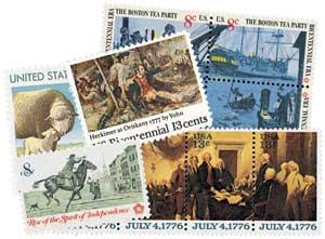 1971-77 American Revolution Bicentennial