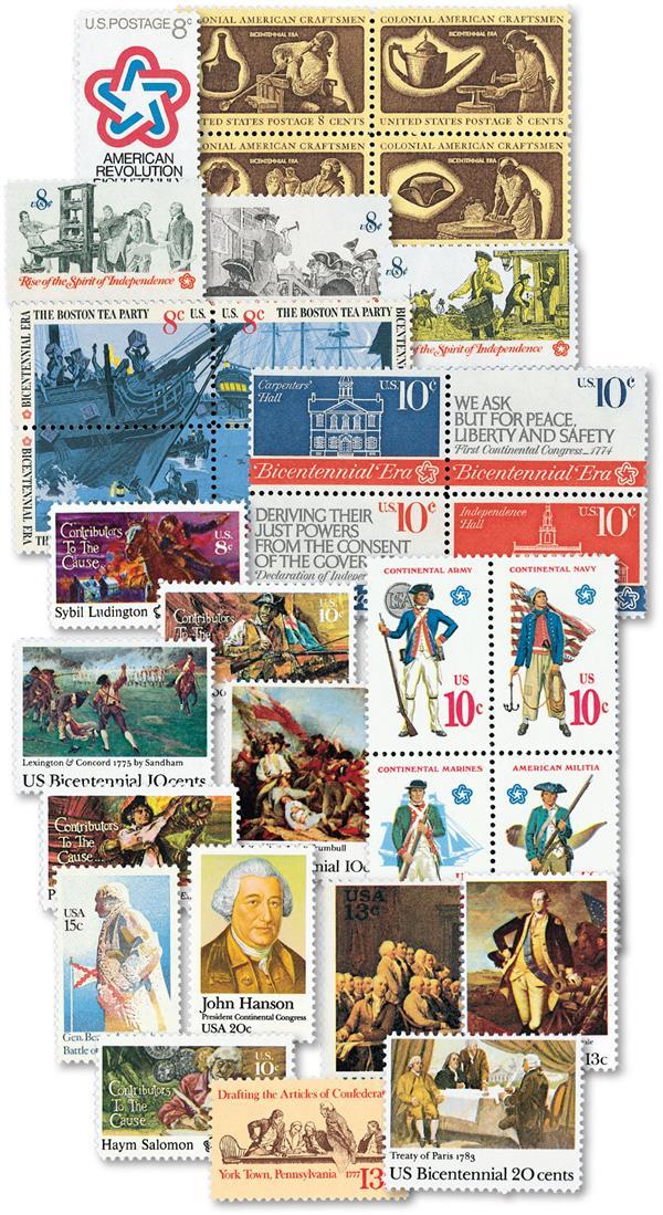 Complete Set, American Bicentennial Series