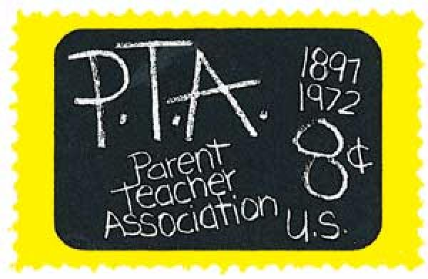 1972 8c Parent-Teacher Association