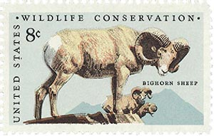 1972 8c Wildlife Conservation