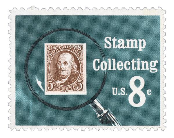 1972 Stamp Collecting stamp