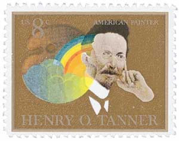 1973 8c Henry O. Tanner