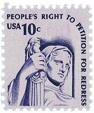 1977 10c Americana Series: Justice