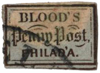 1900 black, Official inscribed 'Supts.'