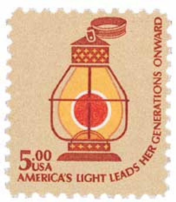 1979 $5 Americana Series: Conductors Lantern