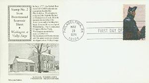 1976 31c Washington