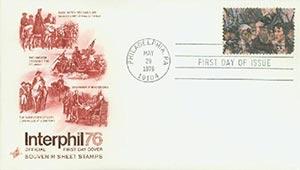 1976 31c Three Soldiers