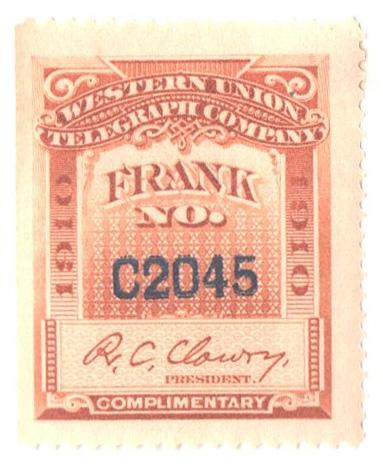 1910 buff, perf 12
