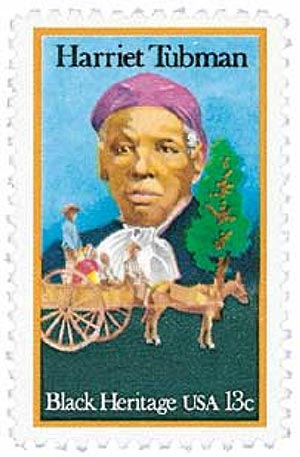 1978 13c Black Heritage: Harriet Tubman