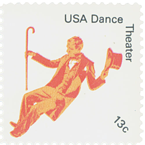 1978 13c American Dance: Theater