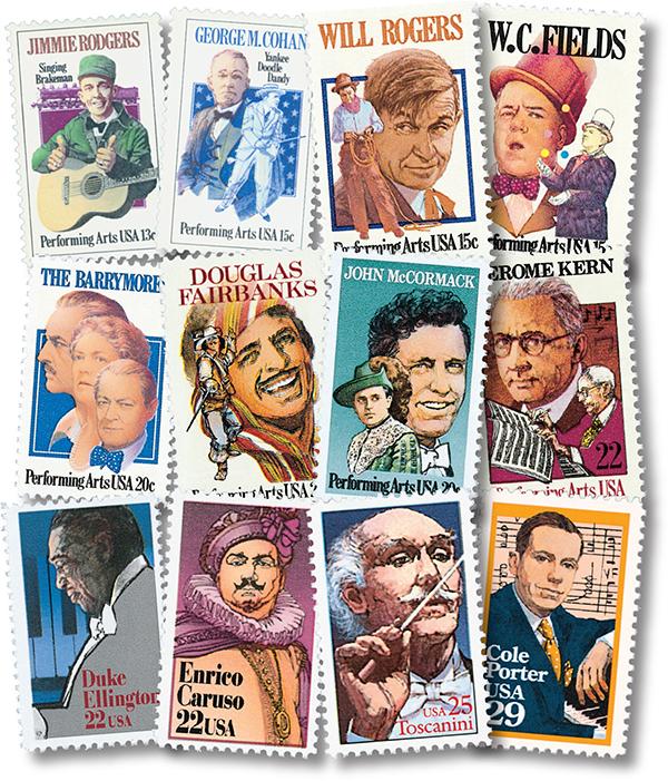 1978-1987 Performing Arts Series