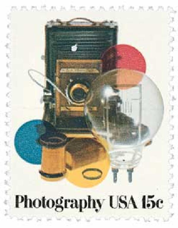 1978 15c Photography