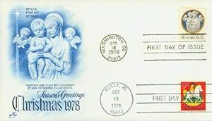 1978-80 15c Christmas
