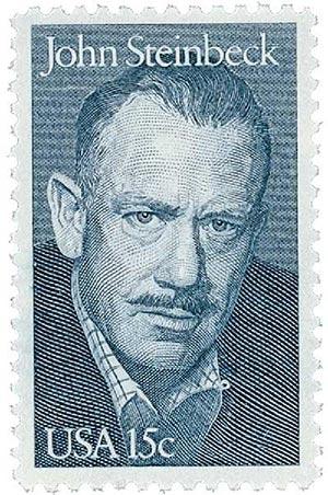 1979 15c Literary Arts: John Steinbeck