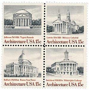 1979 15c American Architecture