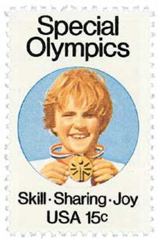 1979 15c Special Olympics