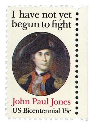 1979 15c American Revolution, perf 11