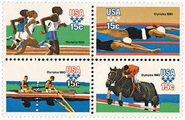 1979 15c 22nd Summer Olympic Games