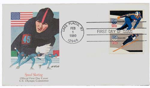1980 15C Skating/Ski Jump