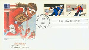 1980 15C Skating/Skiing