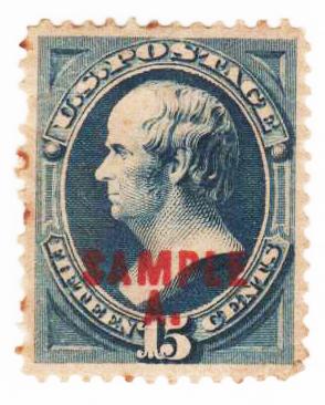 1889 15c blue